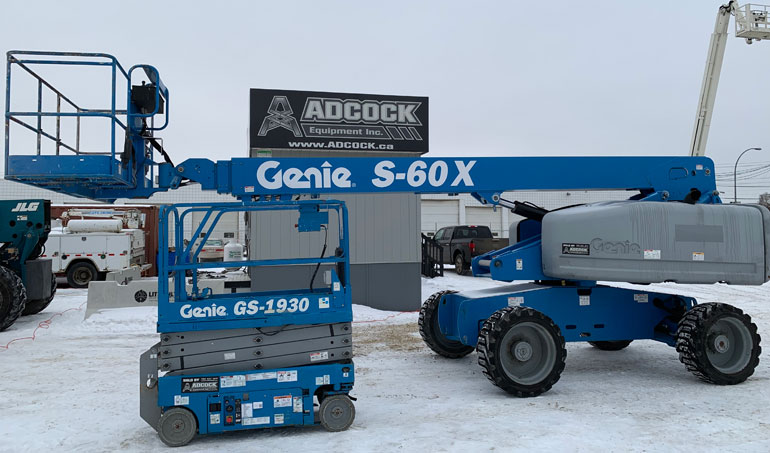 Adcock-2013-Genie-S-60X-and-2011-Genie-GS-1930